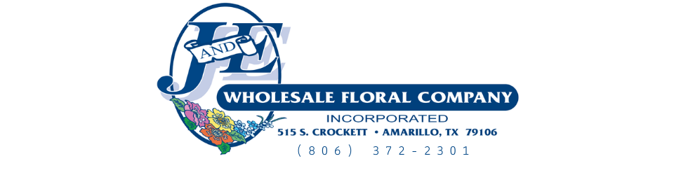 J & E Wholesale Floral Co